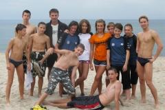 19. Rekreacja na plaży.