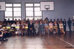 IS_Zakończenie rku szkolnego 1999 2000