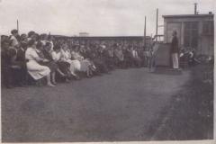1948 _49 inauguracja prze dyr Chowańca