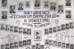 1964 WYDZ MECHANICZNY TCh